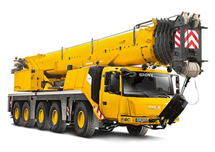Автокран 130 тонн аренда