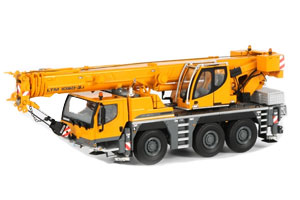 Автокран 60 тонн Liebherr LTM 1060-3.1