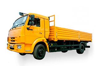 Бортовой грузовик 20 тонн