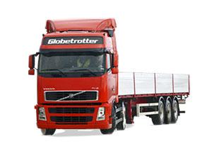 Бортовой грузовик 30 тонн услуги