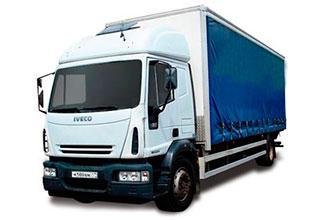 Аренда тентованного грузовика 10 тонн