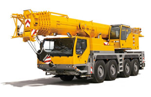 Автокран 70 тонн Liebherr LTM 1070-4.2