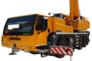 Автокран 90 тонн Liebherr LTM 1090-4.1